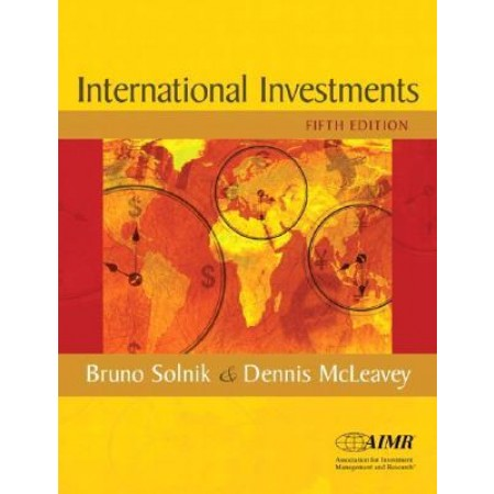 International Investments, 5th Edition