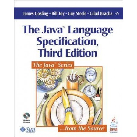 Java(TM) Language Specification, 3rd Edition