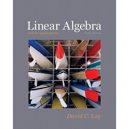 Linear Algebra and Its Applications, 4th Edition