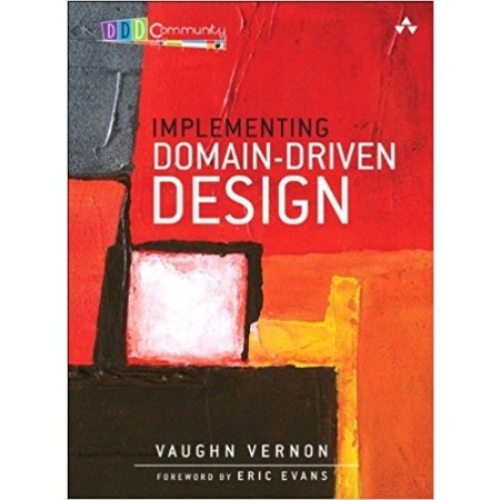Implementing Domain-Driven Design, 1st Edition