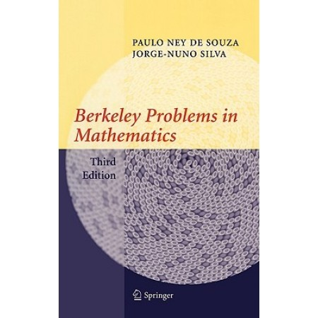 Berkeley Problems in Mathematics, 3rd Edition (Hardcover)