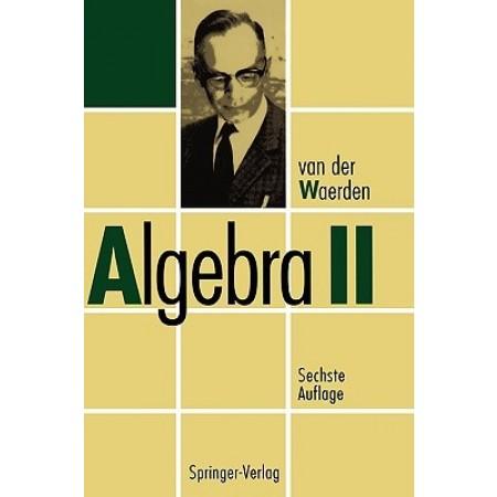 Algebra: Volume II