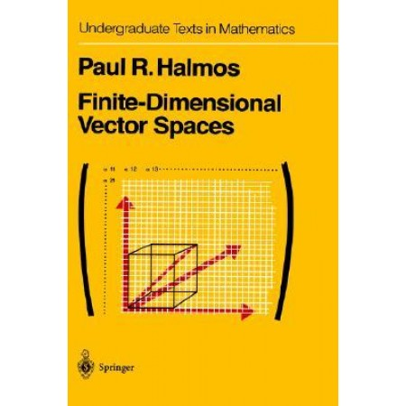 Finite-Dimensional Vector Spaces, 1st Edition