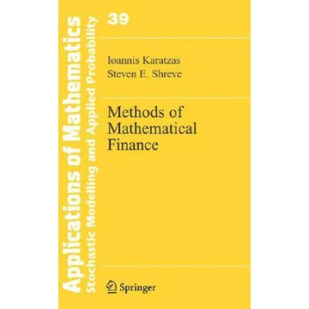 Methods of Mathematical Finance, 1st Edition