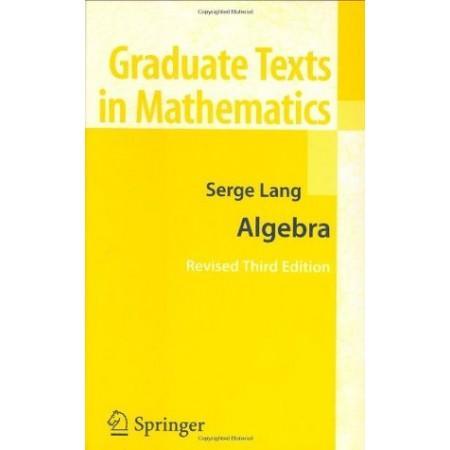 Algebra, 3rd Edition