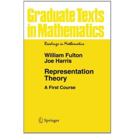 Representation Theory : A First Course, 1st Edition