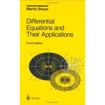 Differential Equations and Their Applications, 4th Edition