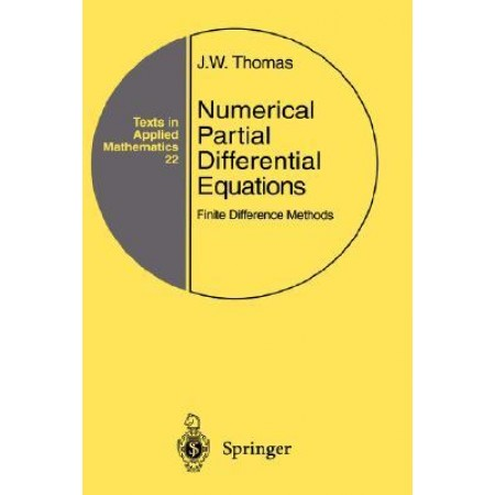 Numerical Partial Differential Equations: Finite Difference Methods, 1st edition