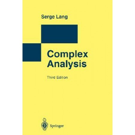 Complex Analysis, 4th Edition