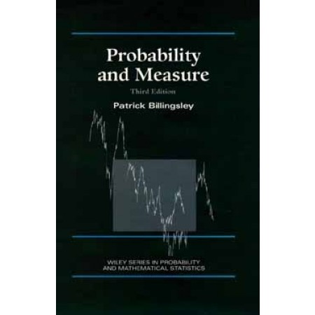 Probability and Measure, 3rd Edition