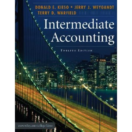 Intermediate Accounting, 12th Edition