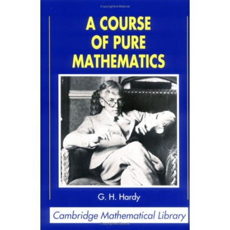 A Course of Pure Mathematics, 10th Edition