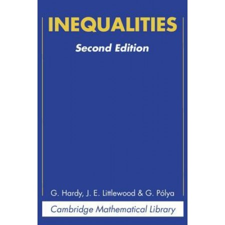 Inequalities, 2nd Edition