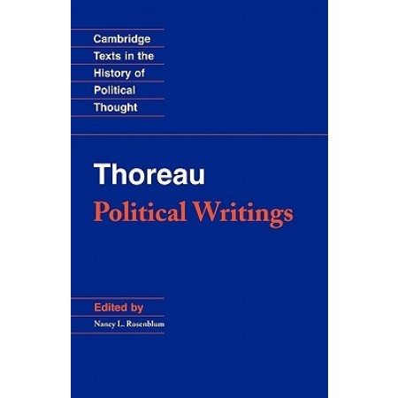 Thoreau: Political Writings