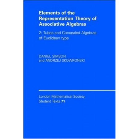 Elements of the Representation Theory of Associative Algebras: Volume 2: Tubes and Concealed Algebras of Euclidean type