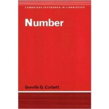 Number (Cambridge Textbooks in Linguistics)