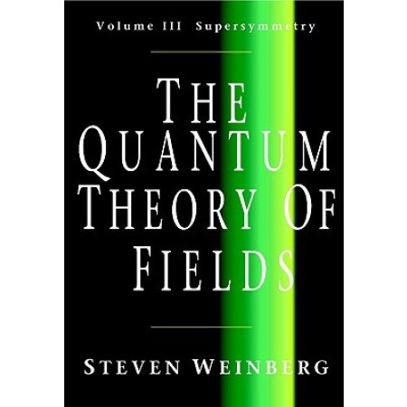 The Quantum Theory of Fields, Vol. 3: Supersymmetry