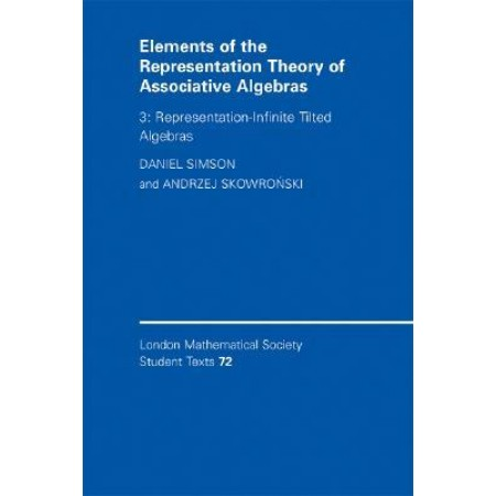 Elements of the Representation Theory of Associative Algebras: Volume 3: Representation-infinite Tilted Algebras