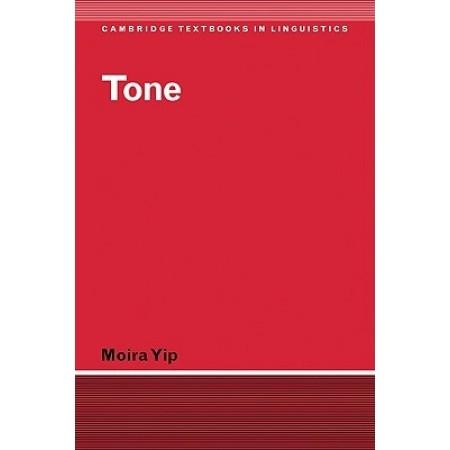 Tone (Cambridge Textbooks in Linguistics)