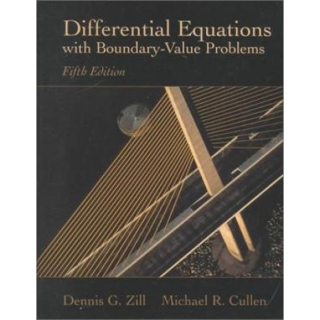 Differential Equations with Boundary-Value Problems 5th Edition