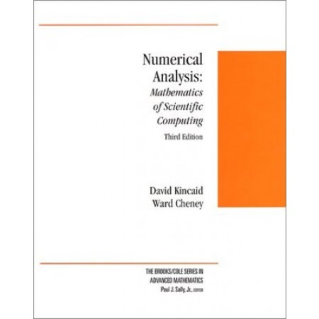 Numerical Analysis : Mathematics of Scientific Computing, 3rd Edition
