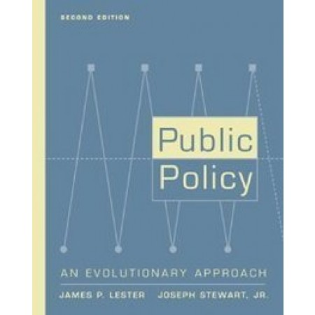 Public Policy: An Evolutionary Approach, 2nd Edition