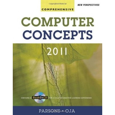 New Perspectives on Computer Concepts 2011: Comprehensive 13th Edition