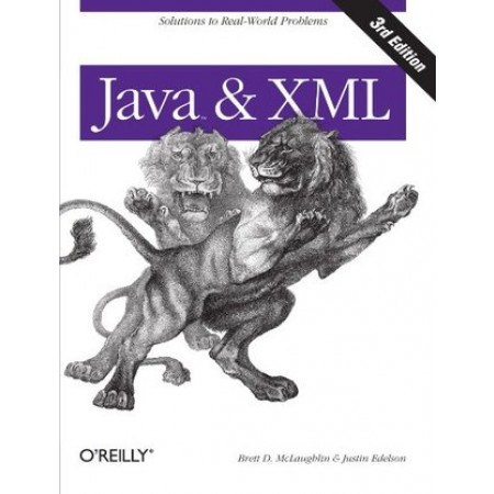 Java and XML, 3rd Edition