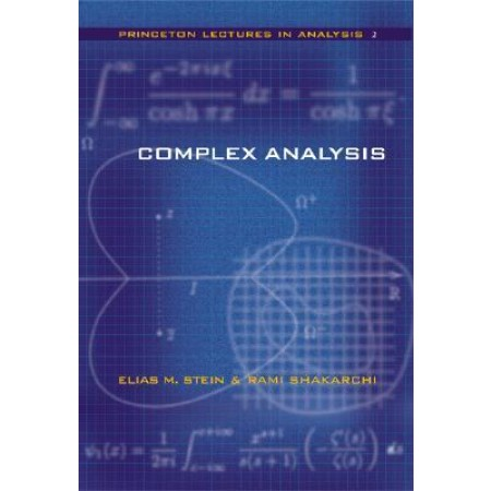 Complex Analysis (Princeton Lectures in Analysis 2)