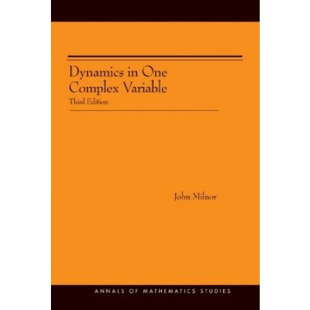 Dynamics in One Complex Variable, 3rd Edition