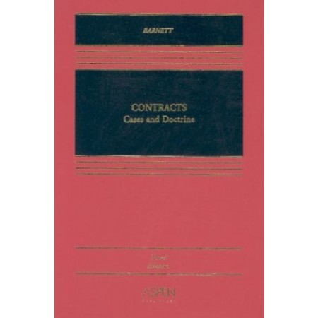 Contracts: Cases and Doctrine, 3rd Edition