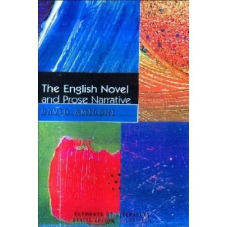 The English Novel and Prose Narrative