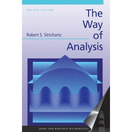 The Way of Analysis, 1st Edition