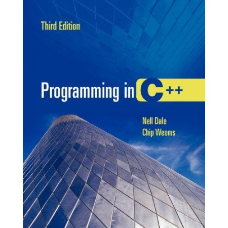 Programming In C++, 3rd Edition