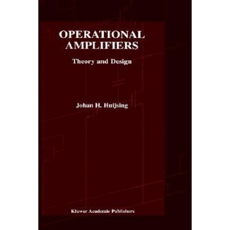 Operational Amplifiers: Theory and Design, 1st Edition