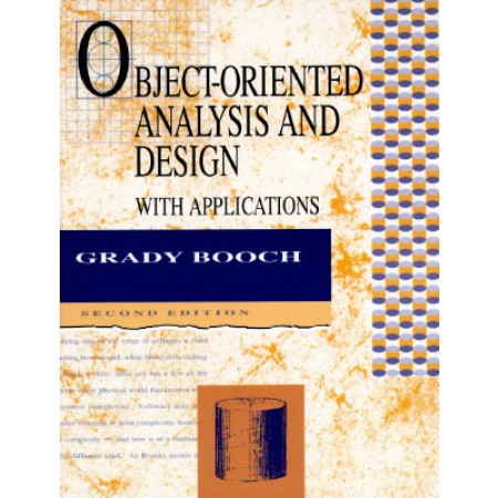 Object-Oriented Analysis and Design with Applications, 2nd Edition