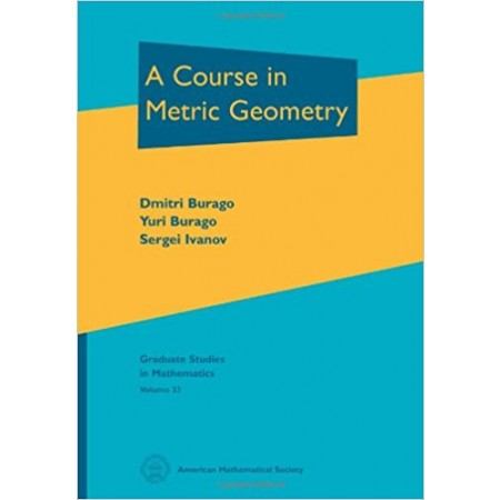 A Course in Metric Geometry