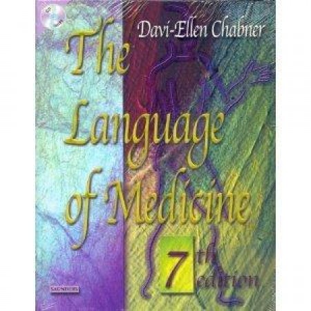 The Language of Medicine (Include CD-Rom)
