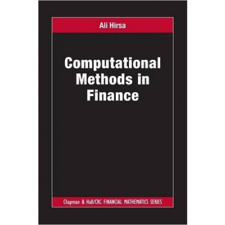 Computational Methods in Finance (Chapman and Hall/CRC Financial Mathematics Series)