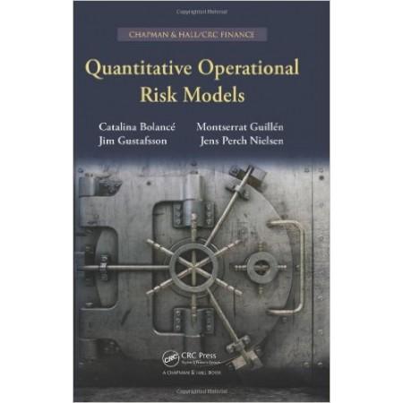 Quantitative Operational Risk Models (Chapman & Hall/CRC Finance)