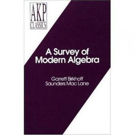 A Survey of Modern Algebra, 5th Edition