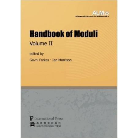 Handbook of Moduli: Volume II