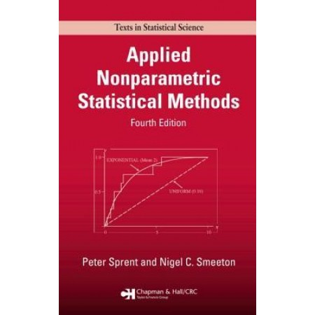 Applied Nonparametric Statistical Methods, 4th Edition