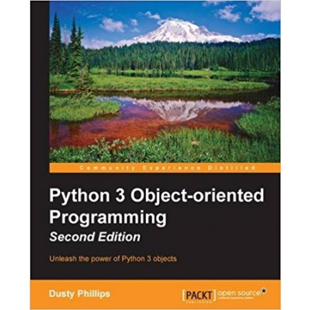 Python 3 Object-Oriented Programming, 2nd Edition