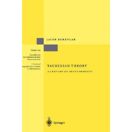 Tauberian Theory: A Century of Developments