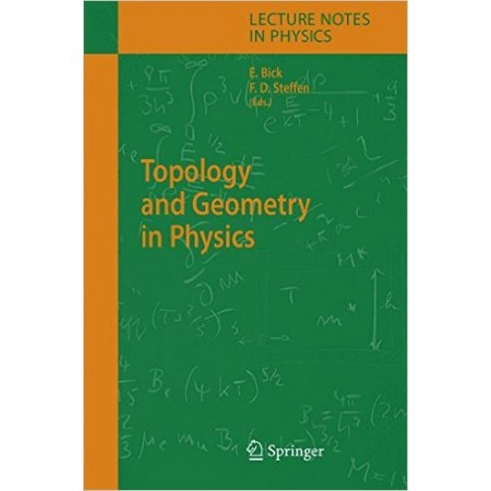 Topology and Geometry in Physics, 1st Edition (Hardcover)
