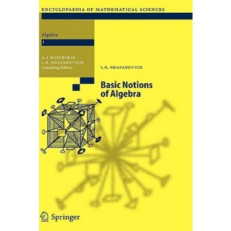 Basic Notions of Algebra (Hardcover)