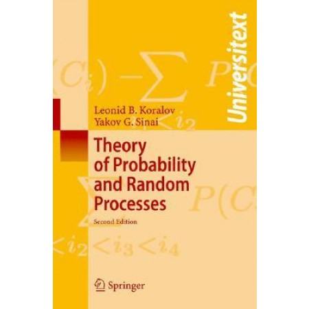 Theory of Probability and Random Processes, 2nd Edition