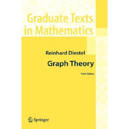 Graph Theory (Graduate Texts in Mathematics), 3rd Edition