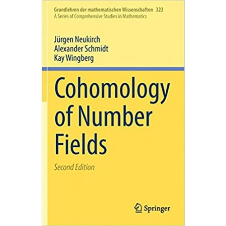 Cohomology of Number Fields, 2nd Edition